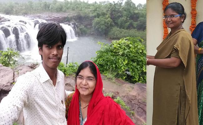 Deputy Forest Range Officer Suicide in Office Mahabubnagar - Sakshi