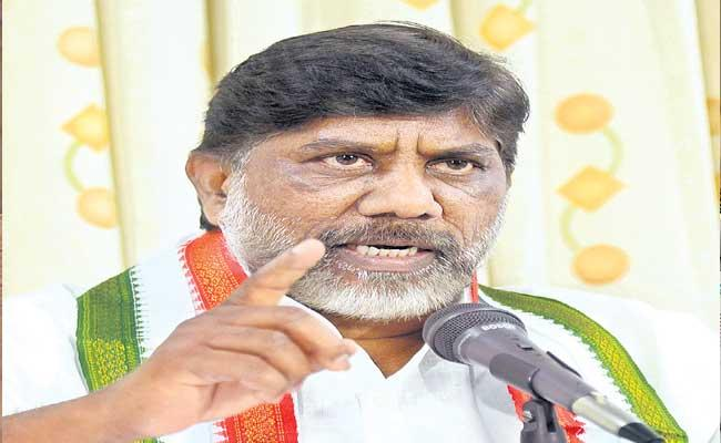Bhatti Vikramarka Fires On KCR Over Cabinet Meeting - Sakshi