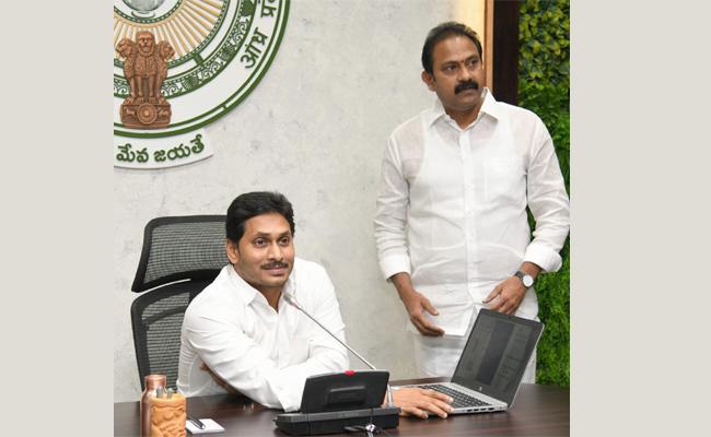 YS Jaganmohan Reddy Inaugurated The Udayananda Hospital  - Sakshi