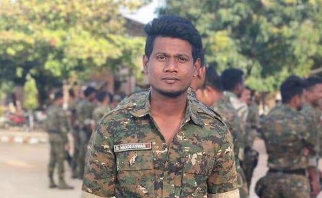 Naxals Attack On Soldiers In Dantewada - Sakshi