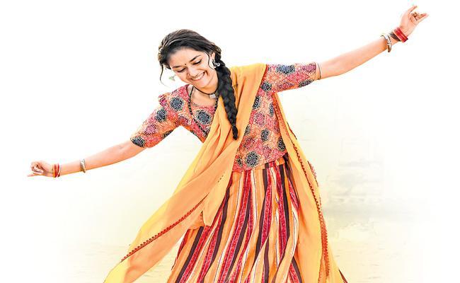 Keerthy Suresh Good Luck Sakhi teaser on 15th August - Sakshi