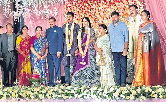 Niharika Konidela to get engaged to Venkata Chaitanya - Sakshi