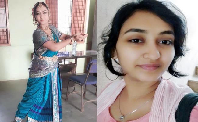Classical Dancer Divija Selected Universal 2020 - Sakshi