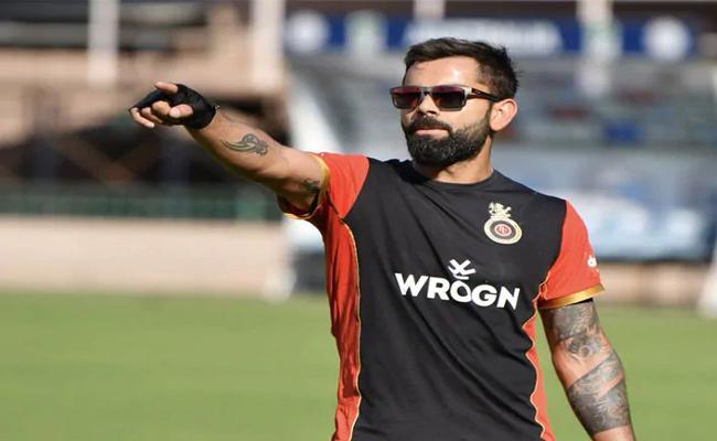 Good Training Sessions For IPL Says Kohli - Sakshi