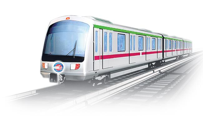 Hyderabad Metro Officials Request to Governmet on Start Services - Sakshi