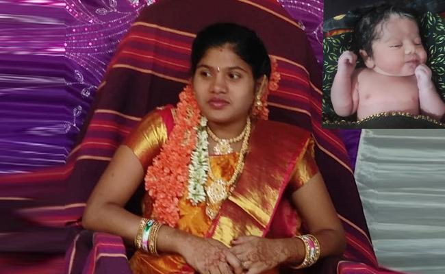 Pregnant Woman Deceased in Kranthi Hospital Anantapur - Sakshi