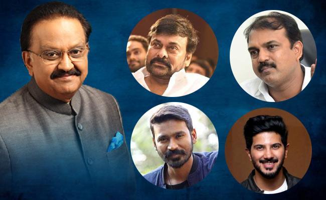 Celebrities Pray For singer SP Balasubrahmanyam Speedy Recovery - Sakshi