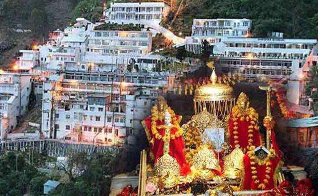 Vaishno Devi Yatra to Begin From August 16 as Jammu and Kashmir - Sakshi
