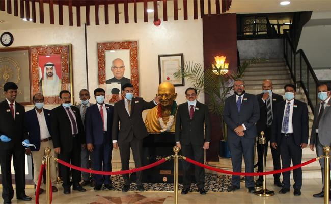 Indians Celebrate Independence Day In UAE - Sakshi