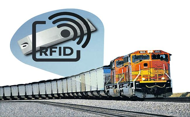 RFID Equipment In Train Bogies - Sakshi