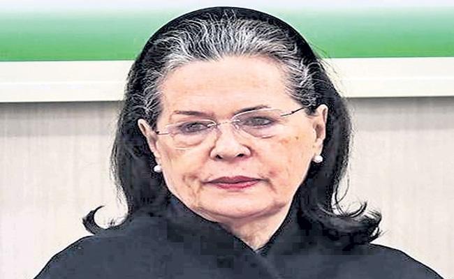 Testing times for Indian democracy Says Sonia Gandhi - Sakshi