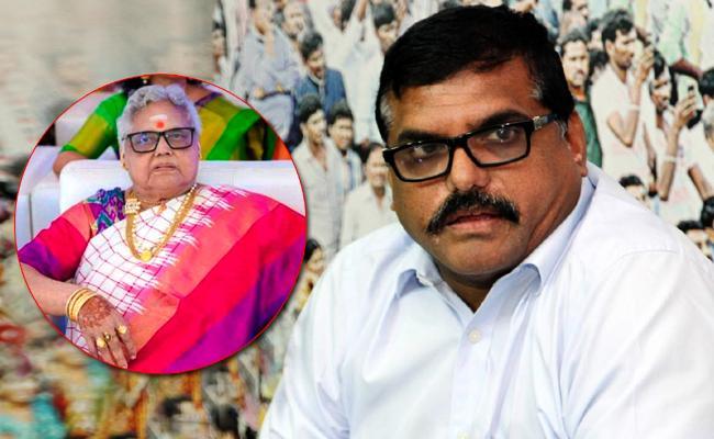 Botsa Satyanarayana Mother Eswaramma Passed Away In Vishakapatnam - Sakshi