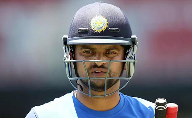 Suresh Raina Announced About His Retirement For International Cricket - Sakshi