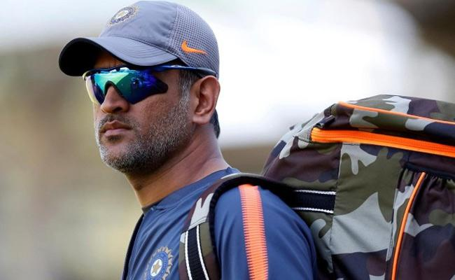 Organise A Farewell Match For Dhoni : Jharkhand CM To BCCI    - Sakshi