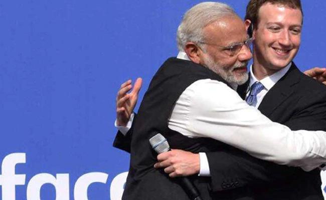 వచ్చిందన్నారు. Facebook denies ties with BJP, says it enforces policies regardless of political position - Sakshi