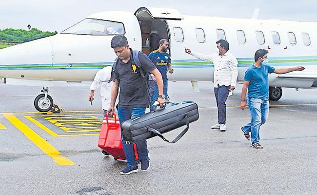560 Km Travel in 80 Min For Organs Donation Pune to Hyderabad - Sakshi