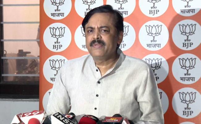 BJP MP GVL Narasimharao Comments On Chandrababu Naidu - Sakshi