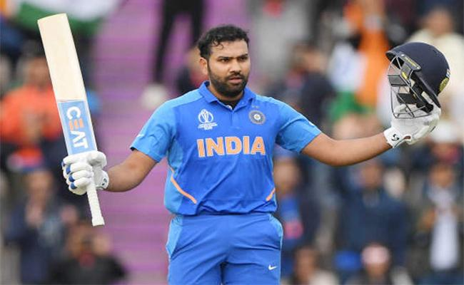Cricketer Rohit Sharma Among Four Others Picked For Khel Ratna Award - Sakshi