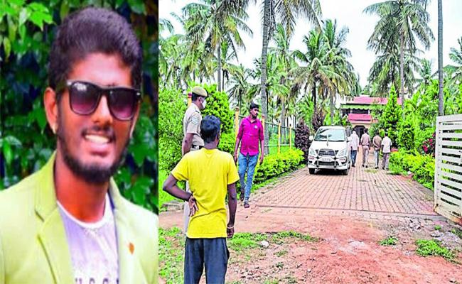 Robbery Thiefs Killed Man in Form House Karnataka - Sakshi