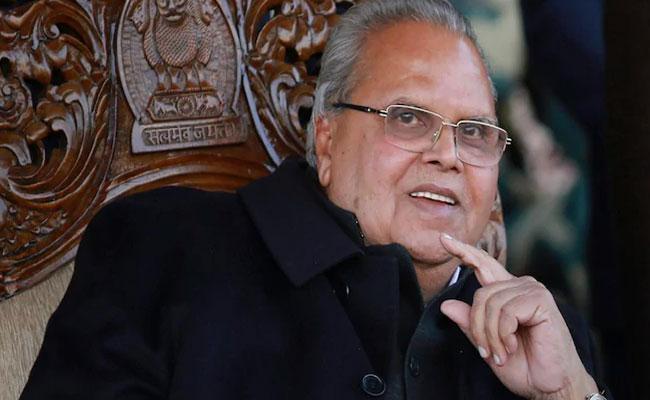 Goa Governor Satya Pal Malik Transferred To Meghalaya - Sakshi