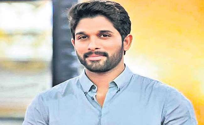 Allu Arjun Crossed Eight Million Followers In Instagram - Sakshi