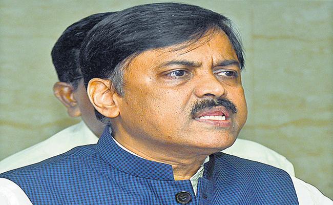 GVL Narasimha Rao Comments On Chandrababu - Sakshi