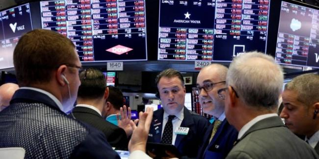 S&P-500, Nasdaq Indexes touches record highs - Sakshi