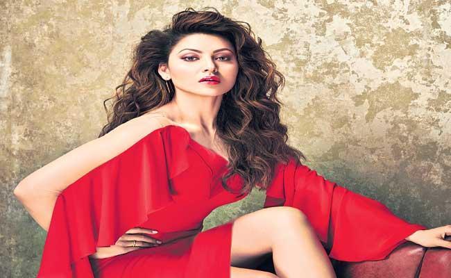 Urvashi Rautela Acting In Black Rose Movie - Sakshi