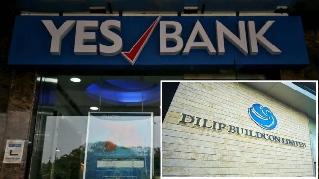 Dilip buildcon- Yes bank jumps on positive news - Sakshi