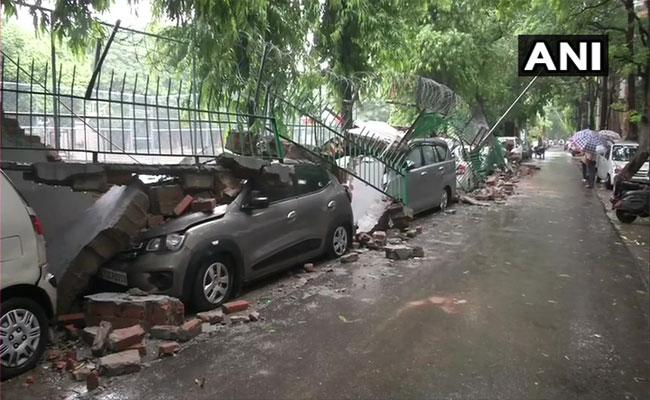 Heavy Rains In Mumbai:Traffic Jams Reported in Several Areas - Sakshi
