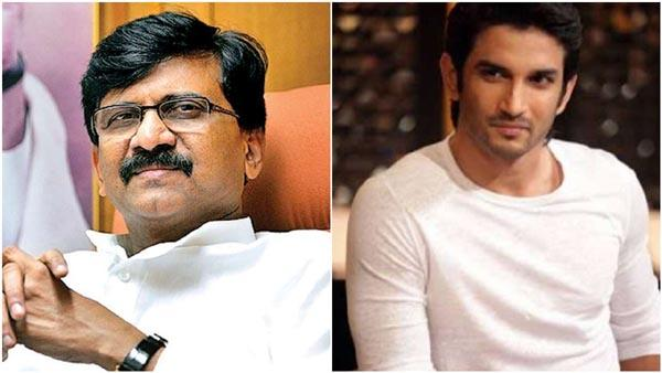 Sanjay Raut Says Mumbai Police Carried Out Fair Probe In Sushant Singh Rajput Death Case - Sakshi