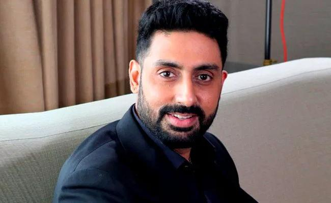 I Remain In Hospital, Abhishek Bachchan - Sakshi