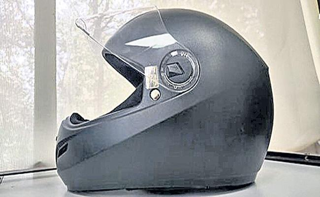 Government Issues Notification To Bring Helmets Under BIS - Sakshi