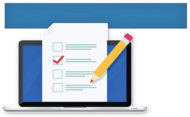 Details of school admissions in online - Sakshi