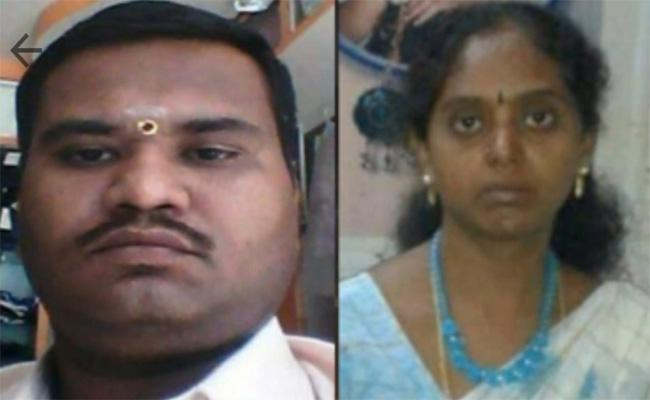Corona Victims Jump From Building In Anantapur District - Sakshi