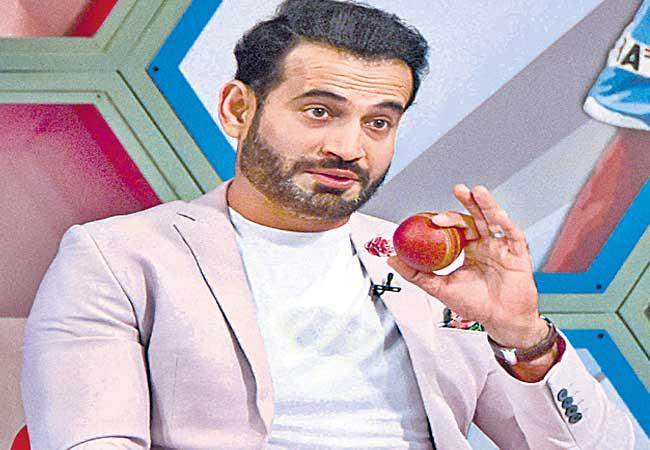 Indian Cricketer Irfan Pathan Participating In Lanka Premier League - Sakshi