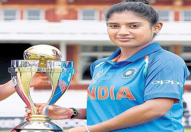 We Will Try Again For World Cup Title Says Mithali Raj - Sakshi