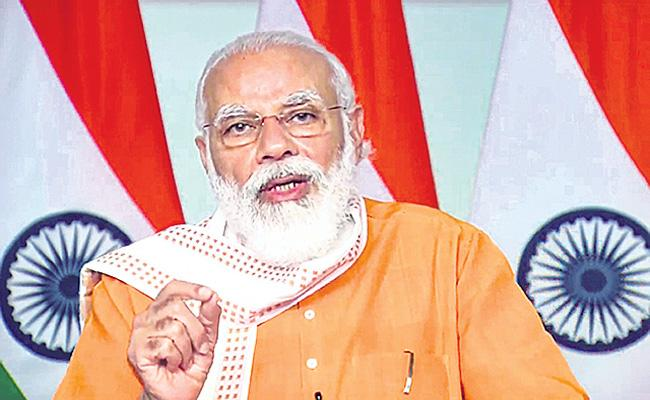 PM Narendra Modi To Address Smart India Hackathon 2020 - Sakshi