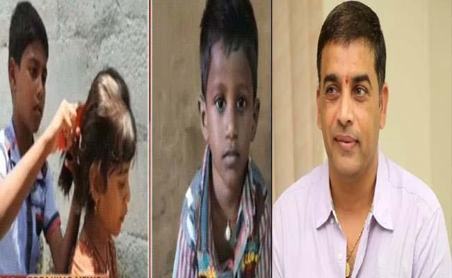 Dil Raju Offers To Take Care Of Three Orphans From Yadadri Bhuvanagiri - Sakshi
