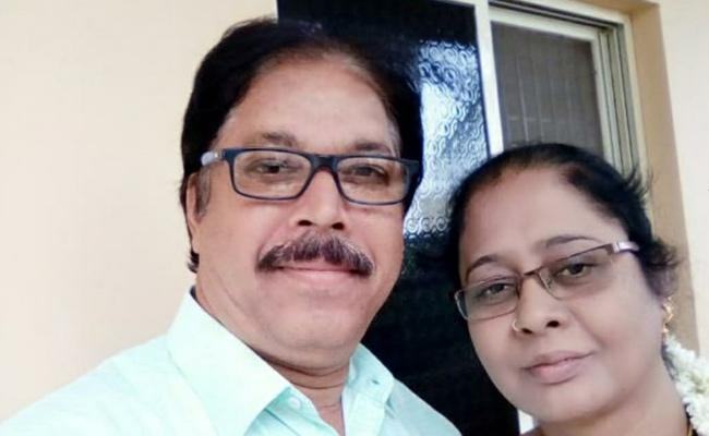 Husband And Wife Deceased With Corona In Anantapur District - Sakshi