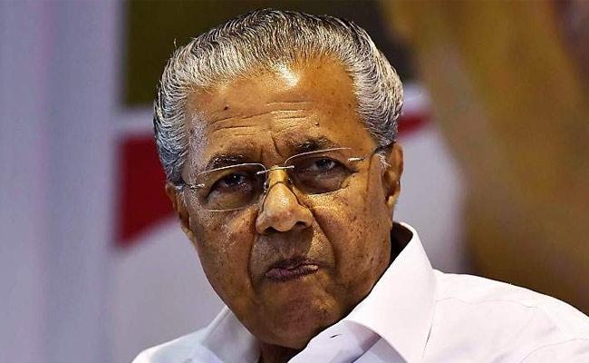 Kerala Chief Minister Against Unilateral Airport Move Writers Letter To PM - Sakshi