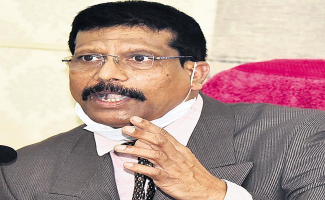 ACB JD Ravikumar Comments On ESI Scam - Sakshi