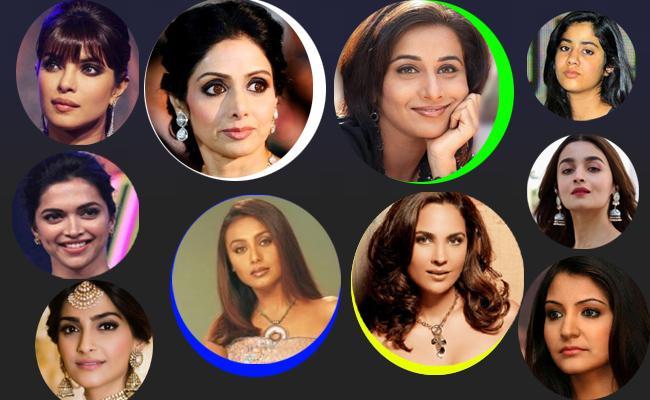 Bollywood Actresses Shocking Transformation - Sakshi