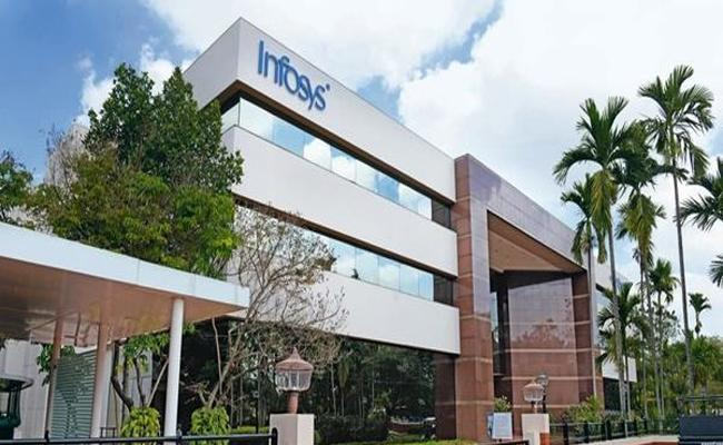 Infosys Launches New Cloud Services - Sakshi
