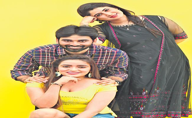 Mystery of Sarika Movie Teaser release - Sakshi