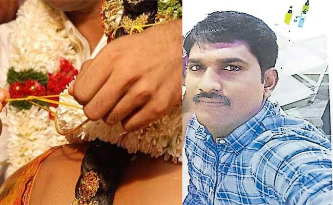 CRPF Constable Third Marriage Arrested In Hyderabad - Sakshi