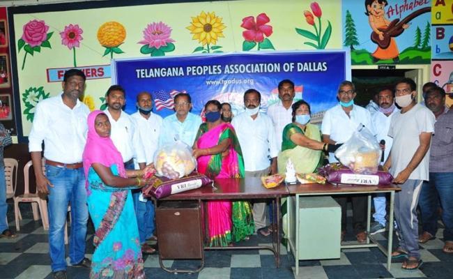 TPAD Helps Poor People In Bhadradri Kothagudem - Sakshi