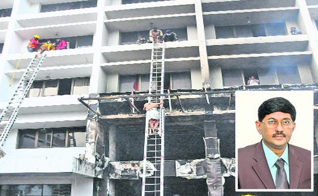 Police On The Lookout For Dr Ramesh Babu - Sakshi