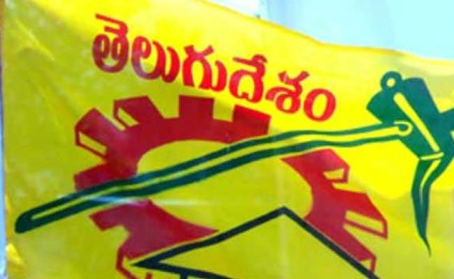 TDP MPTC Candidate Arrested In Cheating Case - Sakshi