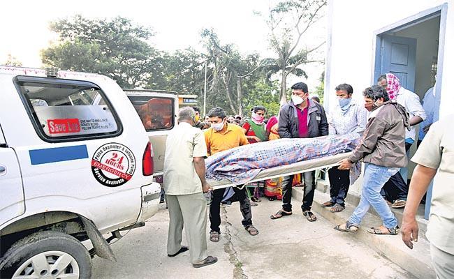 Telangana Srisailam Power Plant Fire Related News - Sakshi